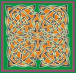 Celtic Card Design 2 by Peter-The-Knotter