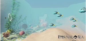 Eternal Sea Screenshot - Coral Oasis 2 by mishu2121