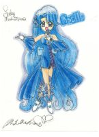 Noel Mermaid Melody by MikiArtSpadeMagic