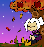 Under the (perfect) Apple Tree by Superspud