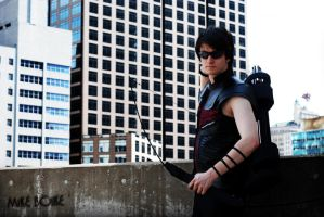Hawkeye Cosplay by BOiKEM