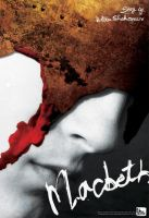 Macbeth-theatre poster by tbubicans