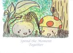 spend the moment together by gohm-do-li