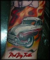 Buick Detail by Reddogtattoo