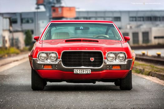 1972 Ford Gran Torino - Shot 4 by AmericanMuscle