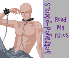 Base 7: Sexy Male 3 by betrayed-pixels