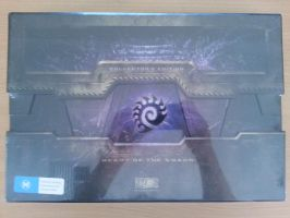 StarCraft 2 - HOTS - Collector's Edition - Front by Fubukio