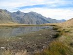 Lake 67 - mirror in the Alps by Momotte2stocks