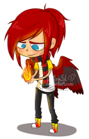 MR: Flickering flame by Ch4rm3d
