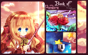 Book of Pandora Preview by Maruuki