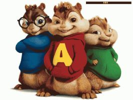 The Chipmunks Bootskin by GizardBoy
