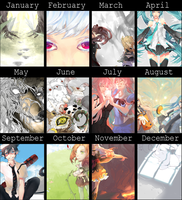 2012 art summary by catne