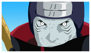 Kisame Vectored by Final-form
