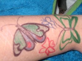 The Butterfly Project by AngelicPhantom