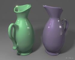 Jugs by VickyM72