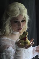 The White Queen - Hmm Chocolat by Bridget9116
