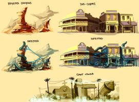 Color concepts 1 by hision
