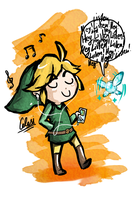 Hey Link by Celesime
