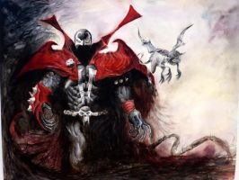Spawn by Biohazardzero4