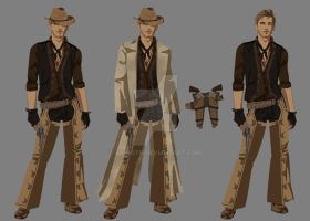 cowboy by Ammotu