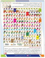 Ideal Food chart Back by shehbaz