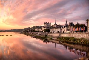 Saumur rose France by vogesen