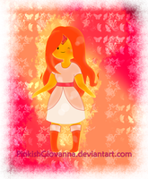 .::Flame Princess::. Earth and Water [ReMaKe] by PinkishGiovanna