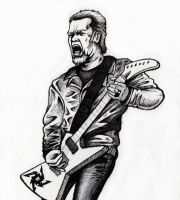Hetfield by mosten94