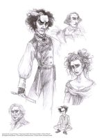 Tim Burton's Sweeney Todd by Leopreston