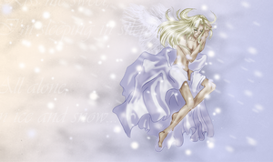 Snow Angel Vexen by mirrorblack