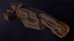 Spaceship WIP6 by Zer0Frost
