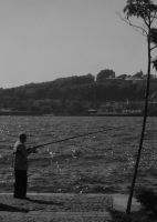 Just Fishing by kaustubh2006