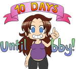 COUNTDOWN TO BABY by MamaGizzy