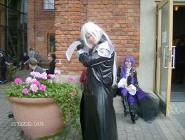 Desucon 2011 Sephiroth by Tappajapappi
