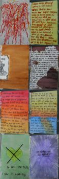 Personal Journals by shantr0n