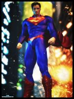 Superman by tiangtam