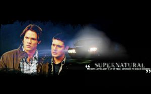 Supernatural - Wallpaper 3 by me969
