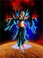 Cosmos Charmer by Nads-designs