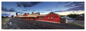 Nyngan Station by CainPascoe