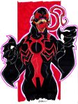 Red Lantern Venom by misfitcorner