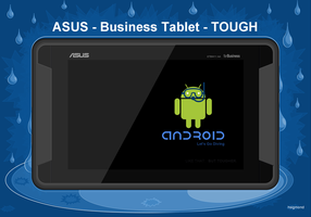 ASUS - Business Tablet - TOUGH by hsigmond
