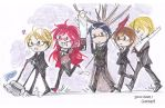 Shinigami Dispatch Crew by Joichiroll