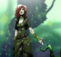 Poison Ivy by JeanLaine