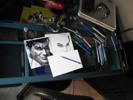 Workspace by Doctor-Pencil