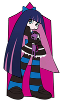 Stocking Anarchy by InvaderSpaceMonkey
