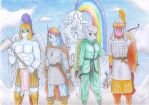 Super Squad of the middle ages (by Sinaherib) by Lt-Colonel-Sharpy