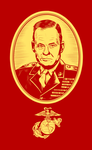 Chesty Puller by SouthParkTaoist