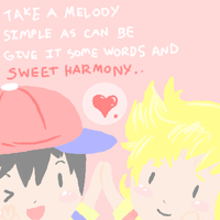 Sweet Harmony by cheruppi