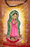 lil Lady of Guadalupe by Rene-L