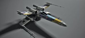 X-Wing reskin by Brandx0